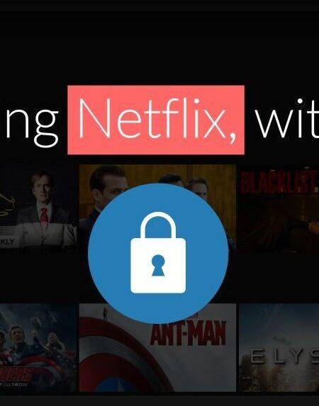 Titta på Netflix med NordVPN