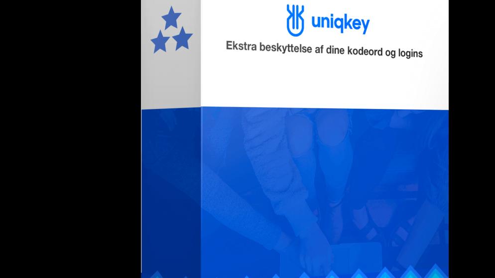 Säker inloggning online med Uniqkey från Northguard