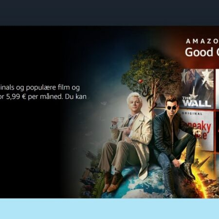 Streama Amazon Prime Video och spela in innehållet